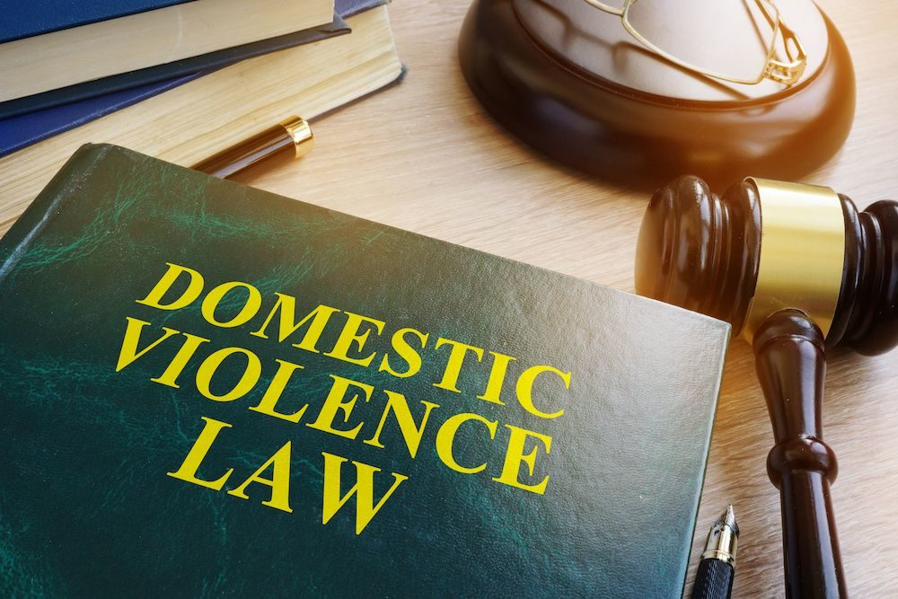 Legal Service Family Violence and Restraining Orders_Domestic Violence Law Book_1000x667_C